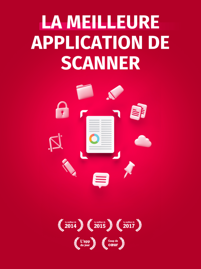 ‎ScanPro App Capture d'écran