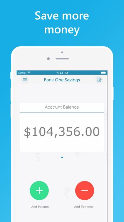Easy Spending -Expense Tracker screenshot-4