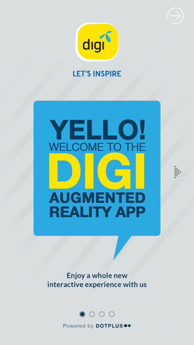Digi AR screenshot two
