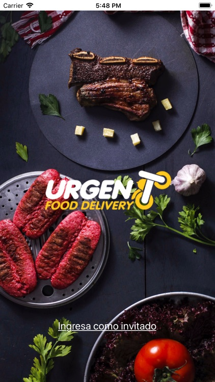 Urgent Food Delivery