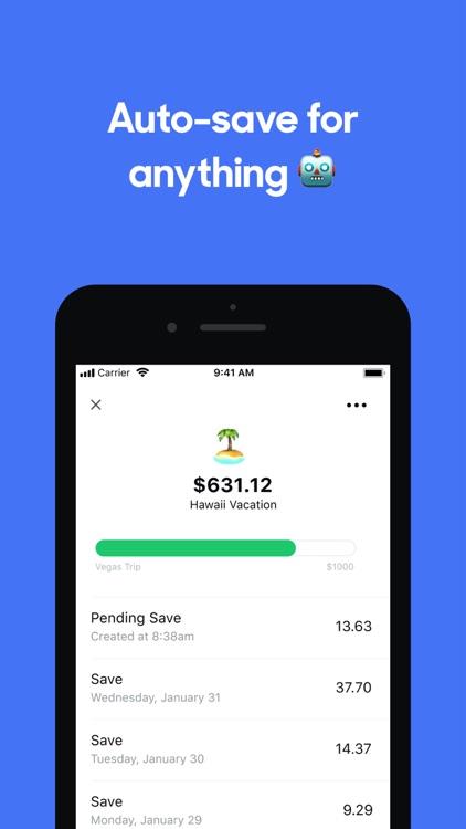 Digit: Save Money Easily screenshot-3