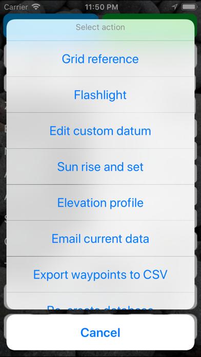 Screenshot for Handy GPS in Ecuador App Store