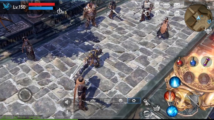 Lineage2 Revolution Vietnam screenshot-1