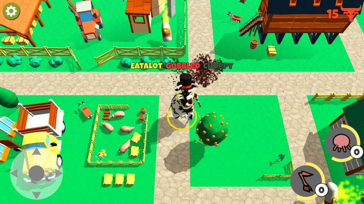 Cattle Royale! screenshot-4