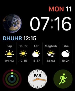 Athan Pro dans l'App Store