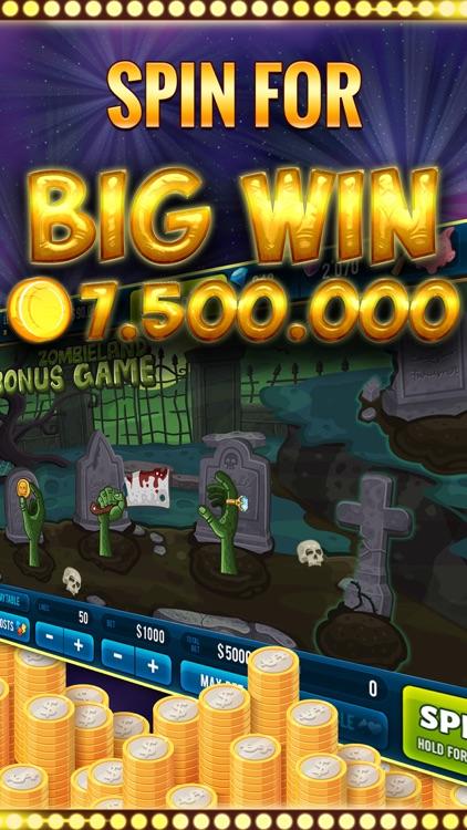 Zombie Slots Great Casino Game