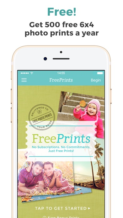 FreePrints - Photos Delivered for pc