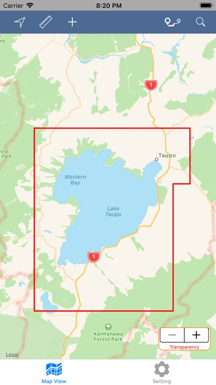 Lake Taupo - New Zealand Water screenshot-4