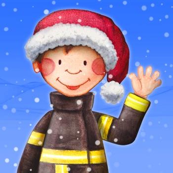Tiny Firefighters - Kids' App Logo