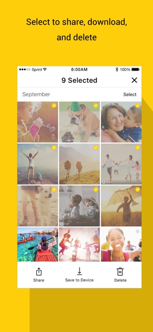Sprint Complete Storage on the App Store