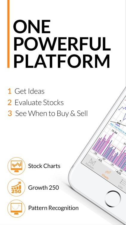 MarketSmith - Stock Research screenshot-0