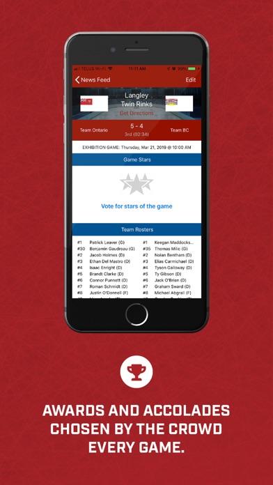 FutureStars Hockey screenshot 3