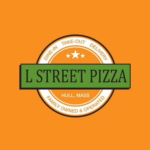 L Street Pizza icon