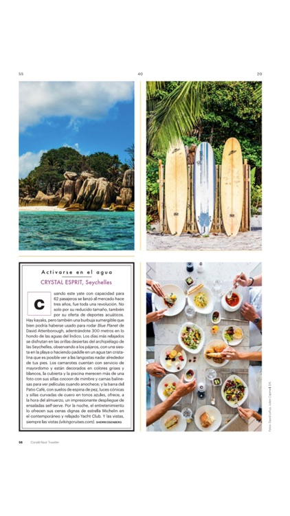 Conde Nast Traveler España screenshot-2