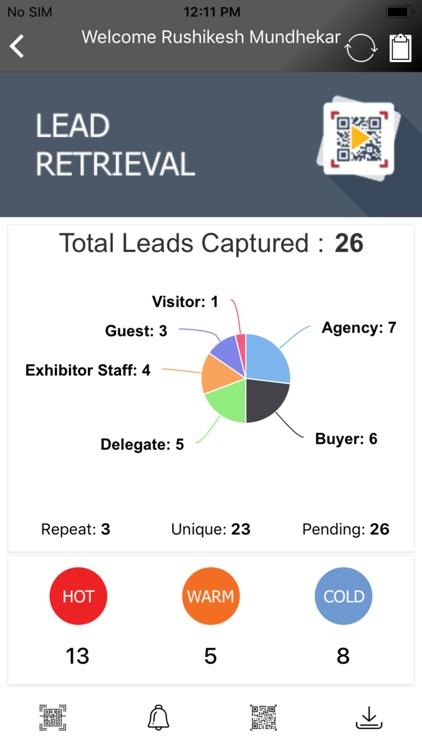 Lead Retrieval by Tecogis