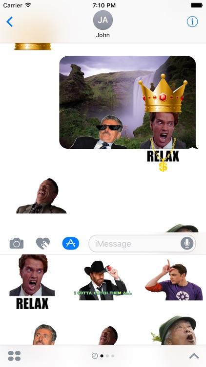 Fresh Emojis screenshot-3