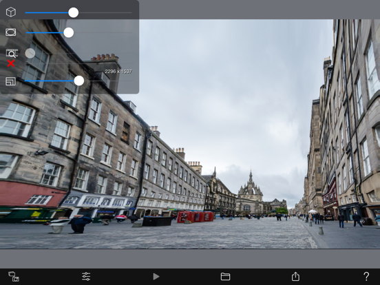 Wide Conversion Lens screenshot 10