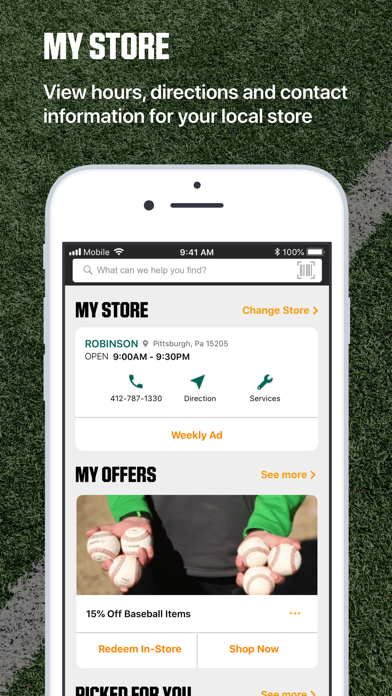 DICK'S Sporting Goods, Fitness wiki review and how to guide