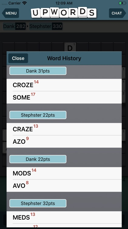UPWORDS screenshot-4