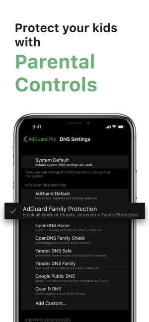 AdGuard Pro — adblock&privacy