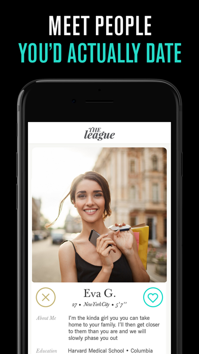 Download The League: Intelligent Dating for Android