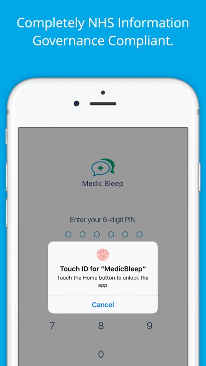 Medic Bleep-Medical Messenger