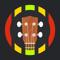App Icon for Tunefor Ukulele tuner & chords App in Denmark IOS App Store