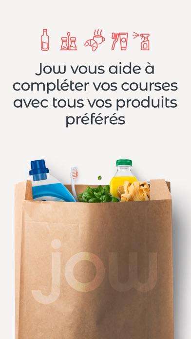 Télécharger Jow - Courses et recettes pour Pc