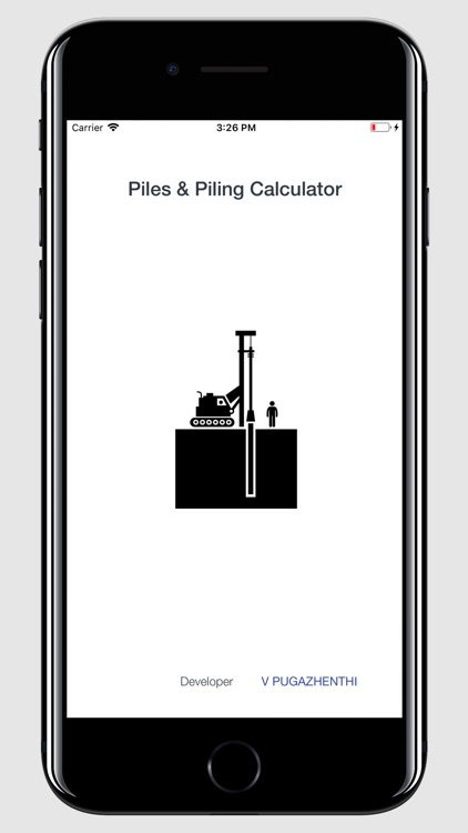 Pile and Piling Calculator