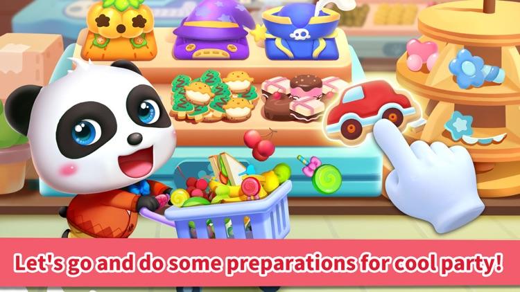 Baby Panda's Party Fun