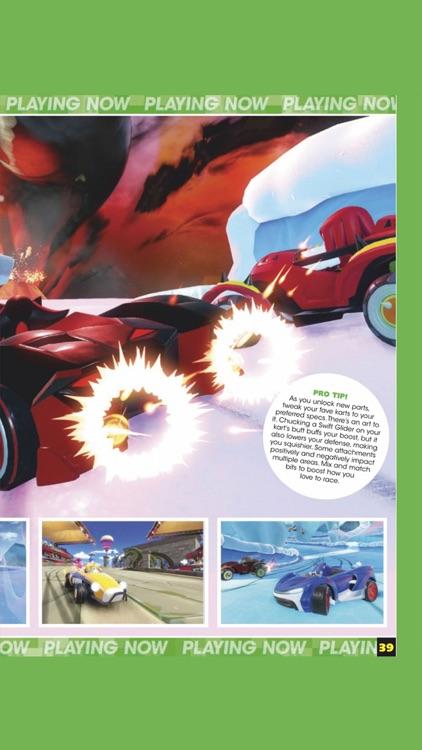 K-Zone Magazine screenshot-5