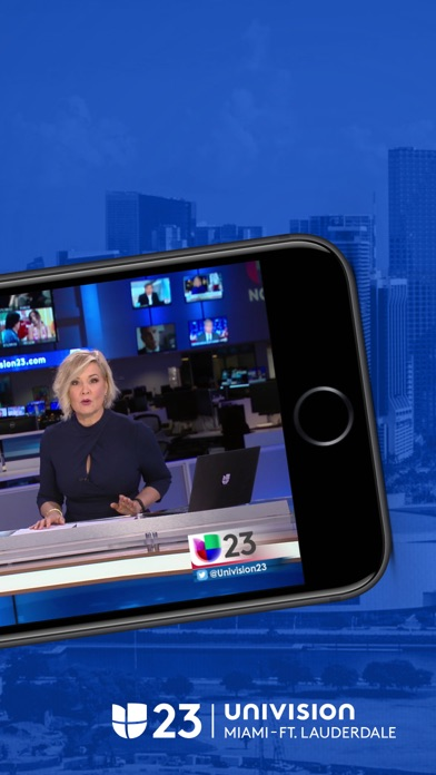 Univision 23 Miami screenshot 2