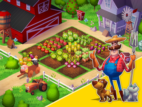 Farm Empire 3D screenshot 11