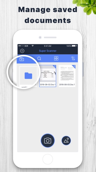 PDF Scanner - Scan Documents