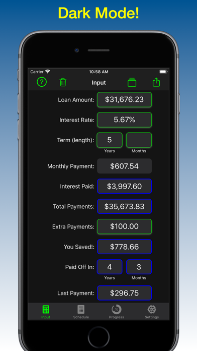 Loan Calculator - Loan2Me screenshot three