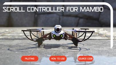Scroll Controller for Mambo screenshot 1
