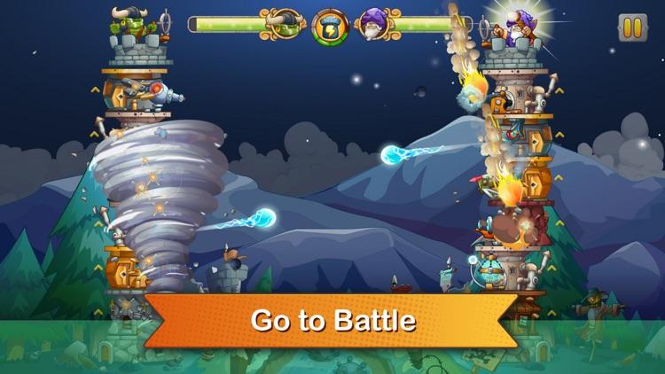 Tower Crush: Strategy War Game screenshot-3