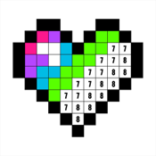 Color by Number:Coloring Games icon