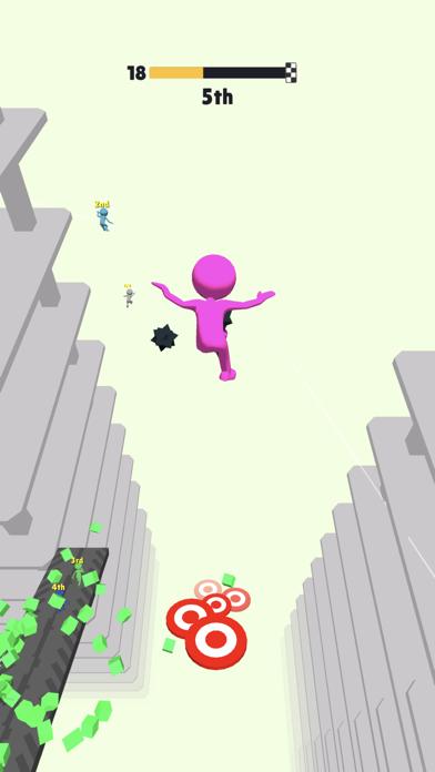 Fall Race 3D screenshot 1