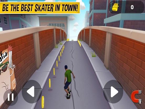 Skating City: Funny Skateboard screenshot 4