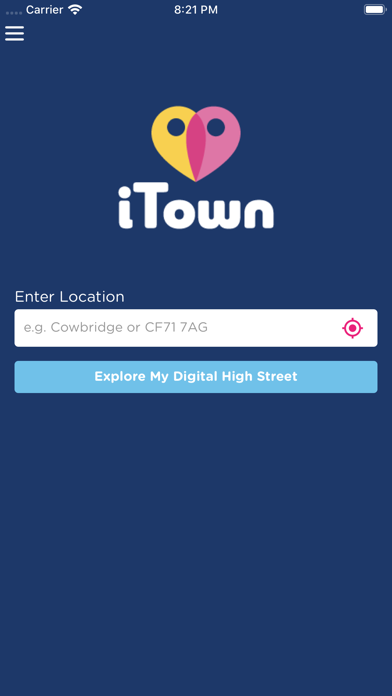 iTown UK screenshot one