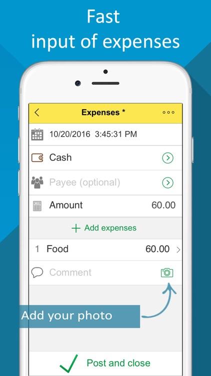 Budget Expense Tracker Manager screenshot-6