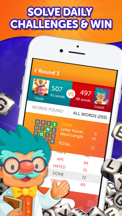 Boggle With Friends: Word Game Screenshot