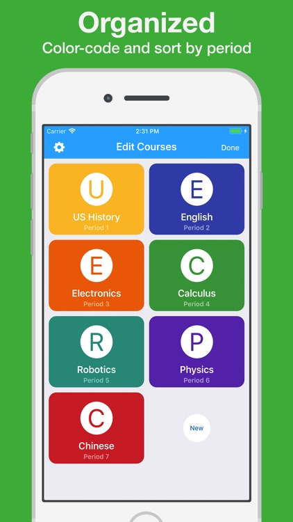 Homework App screenshot-1