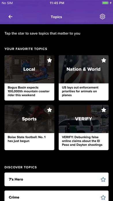 Idaho News from KTVB App Data & Review - News - Apps Rankings!