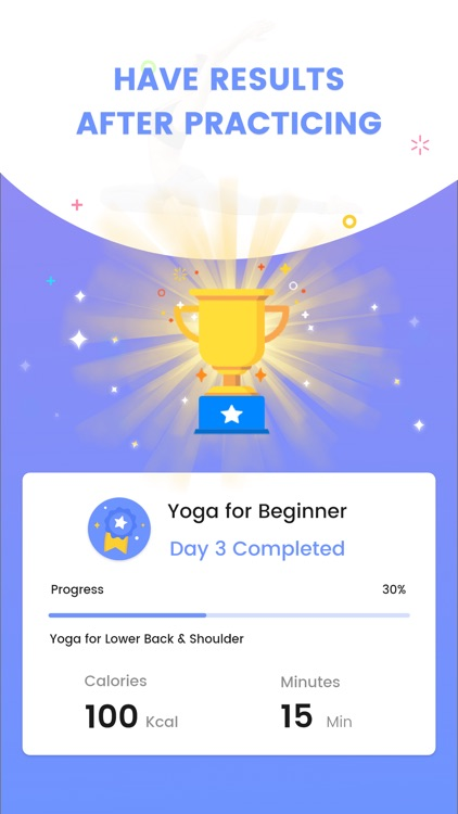 Yoga for beginners: Daily Yoga screenshot-5