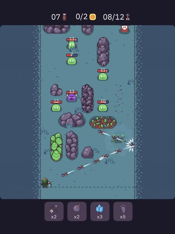 Bouncy Arrows screenshot 11