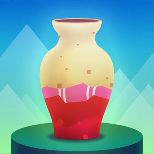 Let's Craft pottery challenge