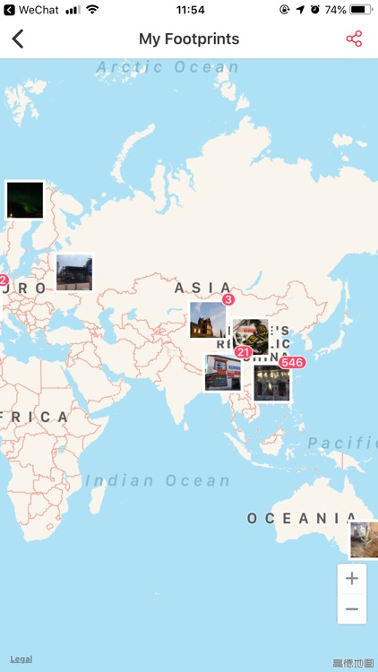 Quick-See the world with you screenshot-5