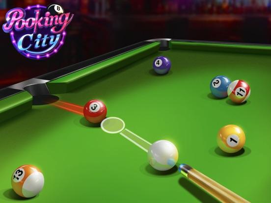 Pooking - Billiards City - Revenue & Download estimates